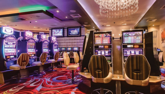 Casino Games - Chance and Ability
